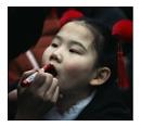 China Girl .. by woodlark