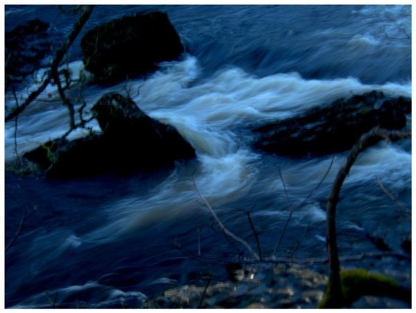 FLOWING WATER. by kojack