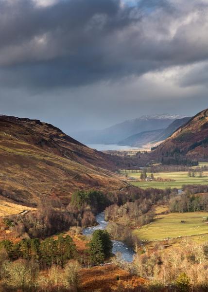 Loch Broom by CliffGreen
