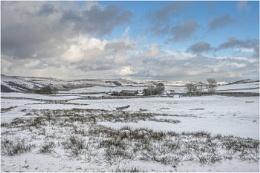 Winter In the Peak District