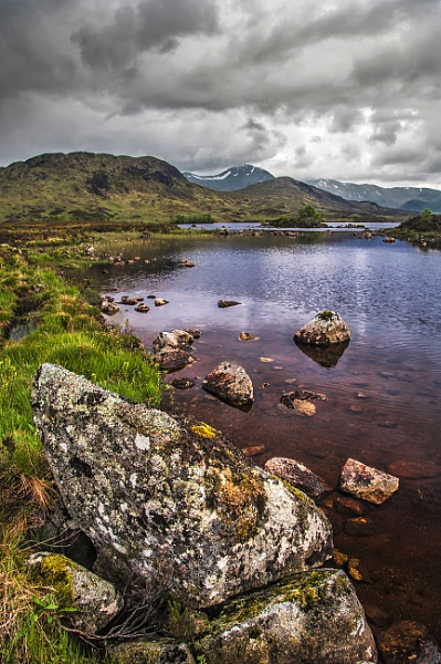 Lochan na h-Achlaise by firefly_pete