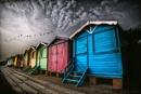 Huts by Tonyd3