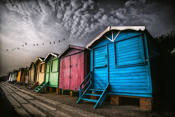 Huts by Tonyd3