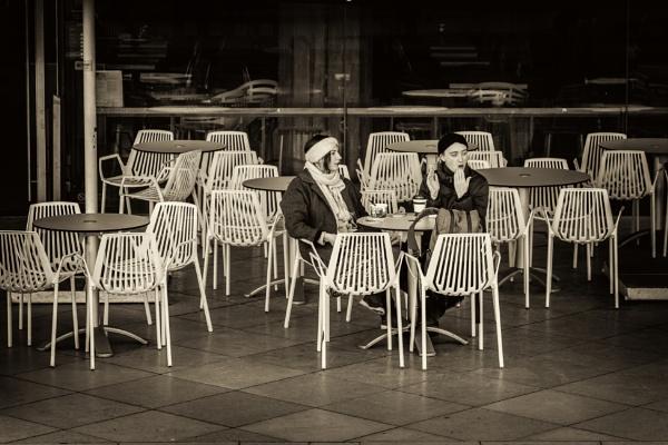 morning coffee by mogobiker
