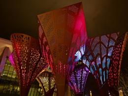 Sculptured in light