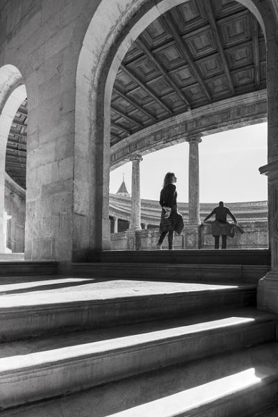 La belle Andalouse by Jprigniel