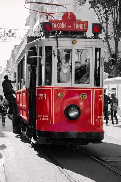 Tram by Asmaa