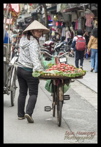 Mind my tomatoes by IainHamer
