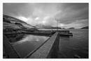Faroe Isles Harbour by Stewy
