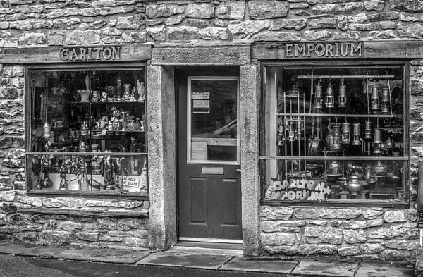 Carlton Emporium Castleton Derbyshire by harrywatson