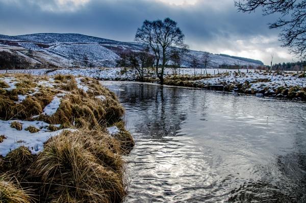 River Isla, Perthshire by Craigie10