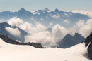 View of the Alps by rontear