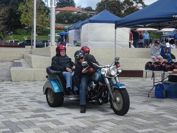 Albany, Australia. Tour Bike by YoungGrandad