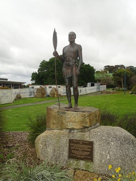 Albany Statue, Australia. by YoungGrandad