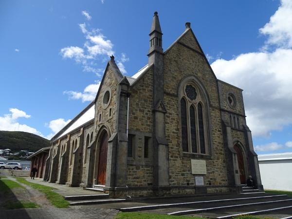 Albany Church, Australia. by YoungGrandad
