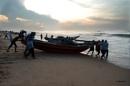 Fishing boat by debu