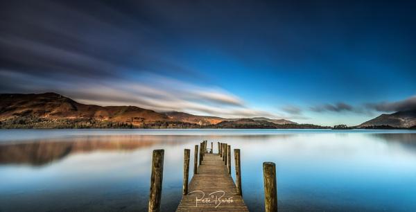 Derwent Water Pier by Pete2453