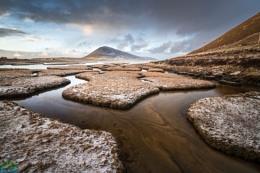 Scarista Salt Flats