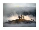 Church in the Mist by awhyu