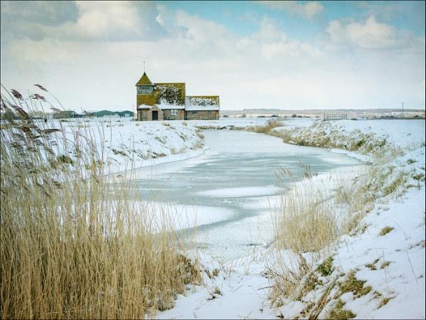Fairfield in winter by gavrelle