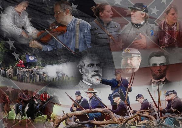 American Civil War by Sonyfan