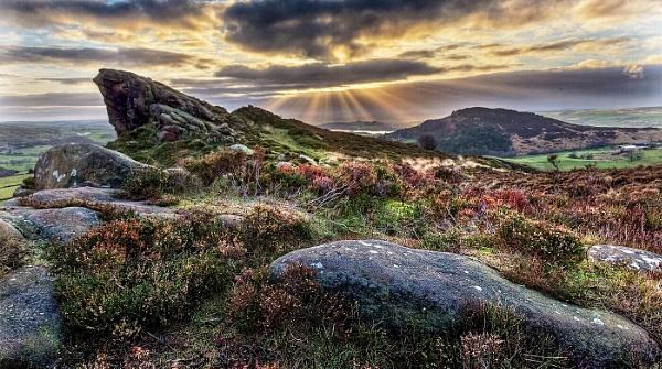 Ramshaw Rocks by Albooth