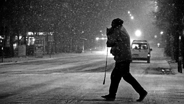 Winter Scene XXXV by MileJanjic