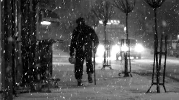 Winter Scene XXXVI by MileJanjic