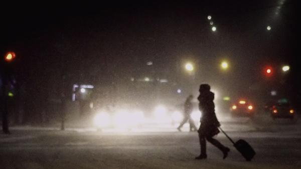Winter Scene XXXVIII by MileJanjic