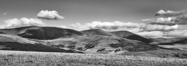 Hills near Grayrigg by Les_Cornwell