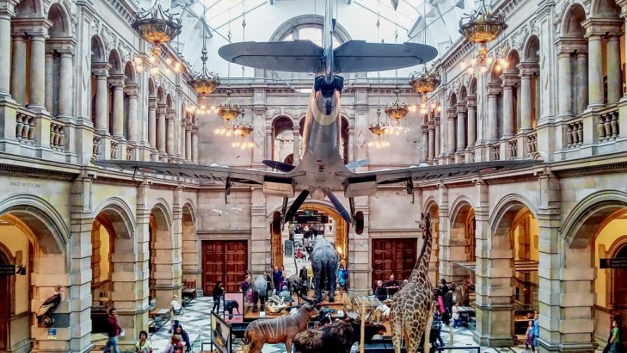 Glasgow's Spitfire.