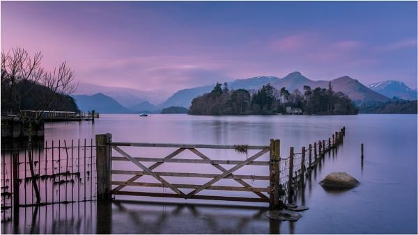 Dawn On Derwentwater by Somerled7