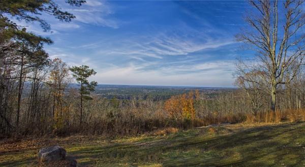 Panoramic Overlook of Callaway Gardens by ThomasVasasPhotography