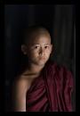 Buddhist Monk by edrhodes