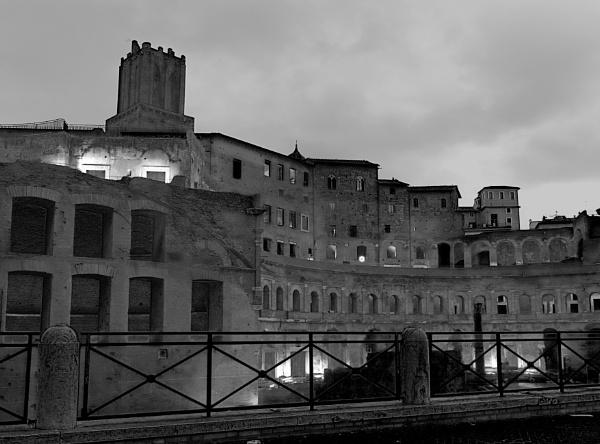 Mercati di Traiano by demi63