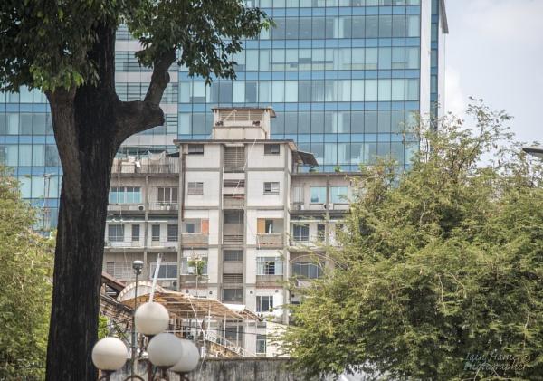CIA HQ Saigon 1975 by IainHamer