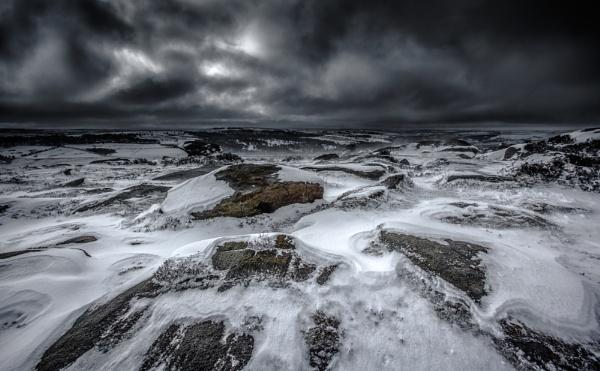 Dark Peaks by chris-p