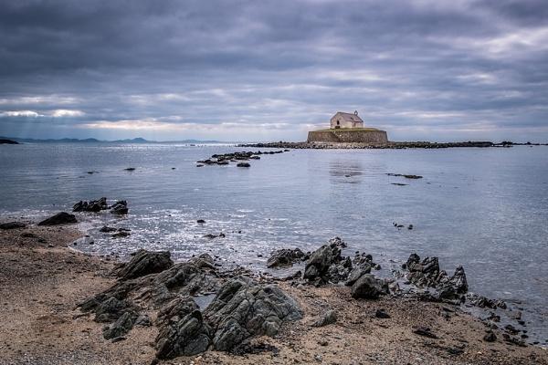 The Church in the Sea by photographerjoe