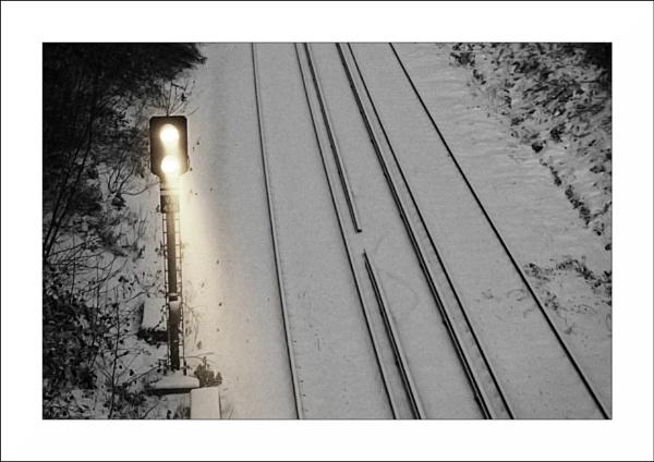 Winter track by nmilyaev