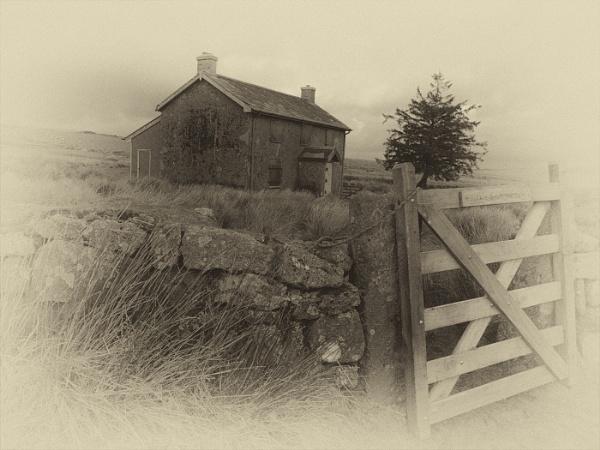 Nuns Cross Dartmoor. by thecanonman