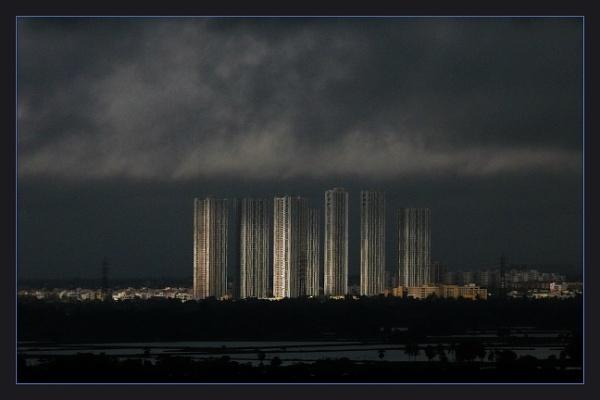 Dawn by prabhusinha