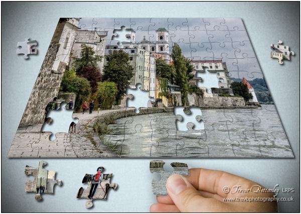 Passau Puzzle by TrevBatWCC