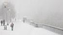 Snowfall by rontear