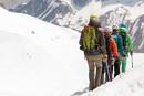 In line Chamonix by rontear
