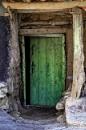 The Green Door by nonur