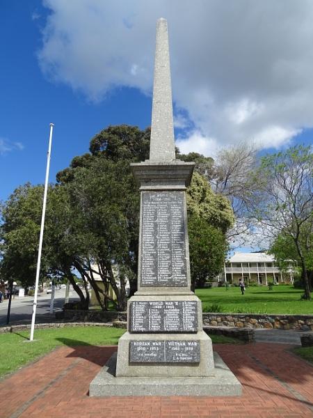 Albany War Memorial, Australia. by YoungGrandad