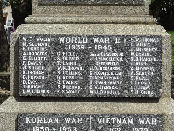 Albany War Memorial, Australia. 3 by YoungGrandad