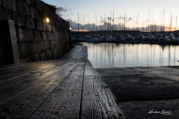 Mylor Yacht Harbour by Hudson_Swan