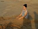 Beach Sand Therapy ( Body Detoxification Treatment ) by debu