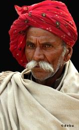Turban of Rajasthan..2